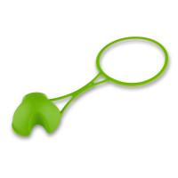 Krytka Floppy na zdravú fľašu- zelená