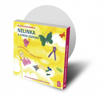 Nelinka a strom zázraků - audiokniha na CD