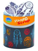 Stampo scrap - etno motivy - 21 ks