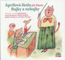 Aprílová škola - Bajky a nebajky - audiokniha na CD